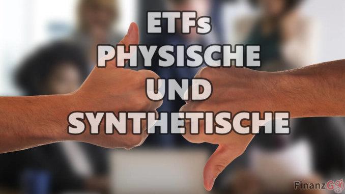 Physische und Synthetische EFTs dass solltest Du wissen!